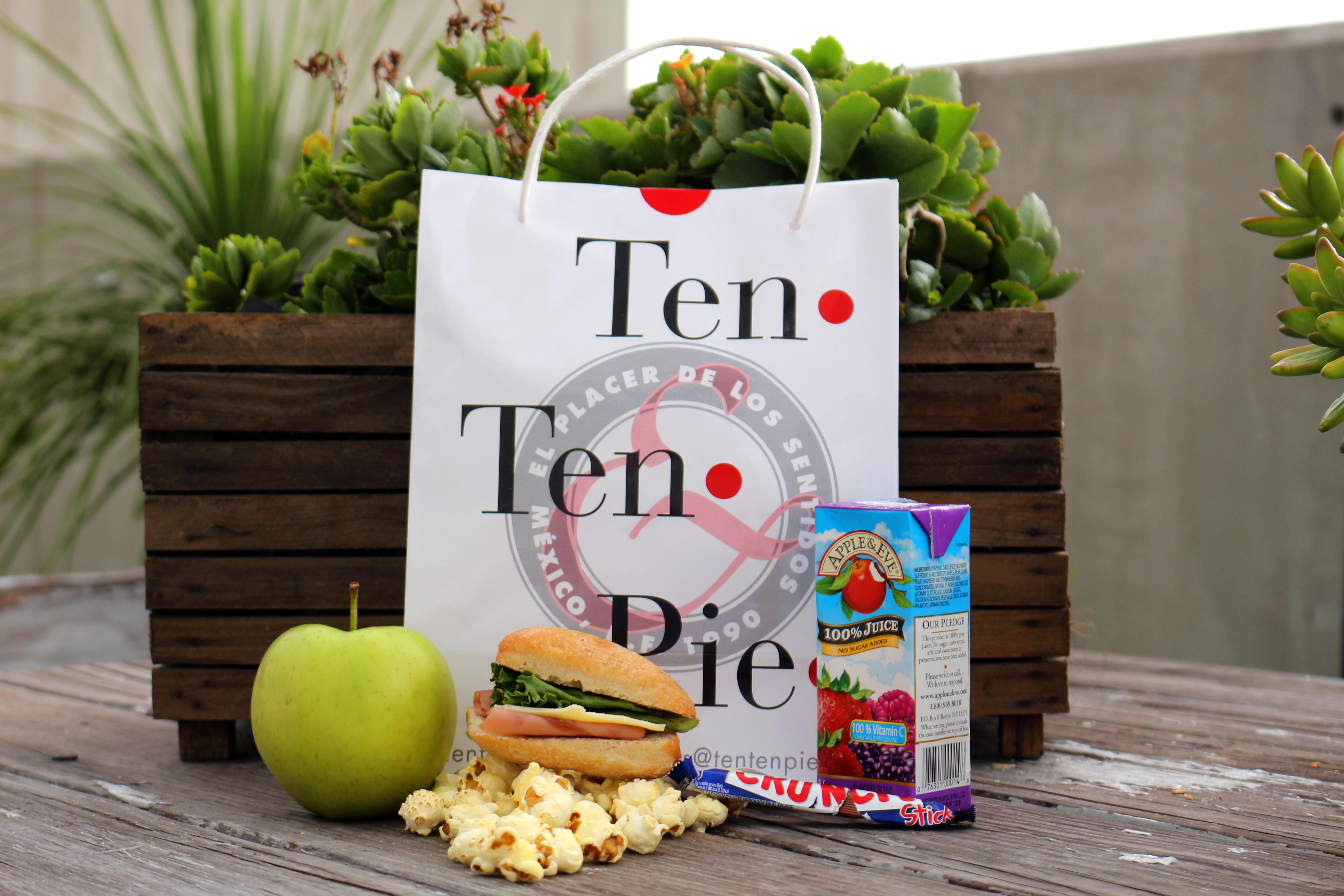 Menú Box Lunch | BOX LUNCH COFFEE BREAK ALIMENTOS MESA ...